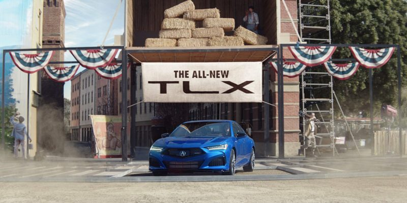 2021 Acura TLX TV Commercial Ad