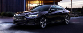 2021 Acura TLX Pricing and Feature Comparison