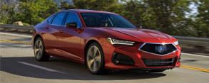 2021 Acura TLX First Drive Review List