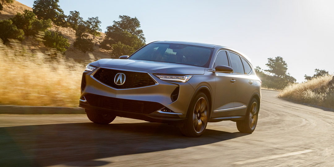 MDX Prototype Previews Acura's Most Premium and Performance-Focused SUV