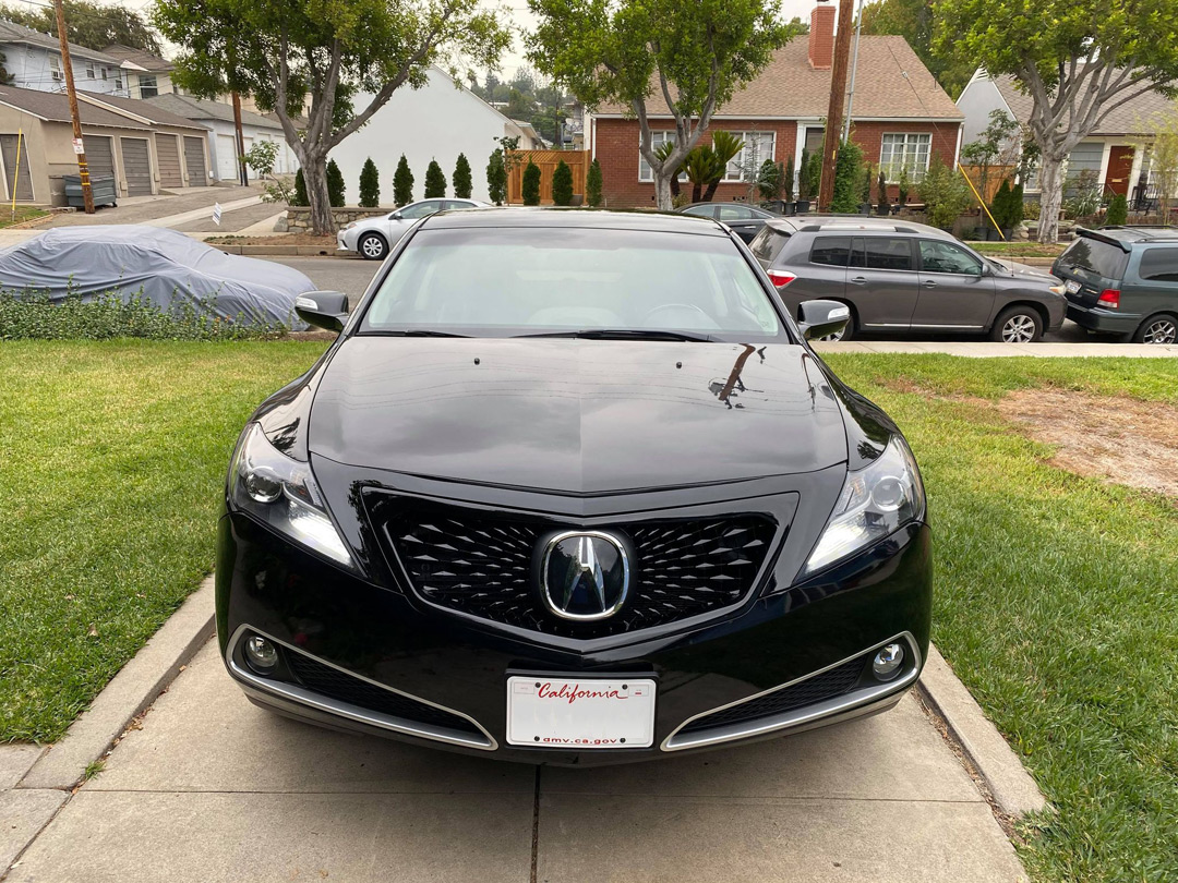 Acura Zdx Delete The Beak Custom Grille Acura Connected