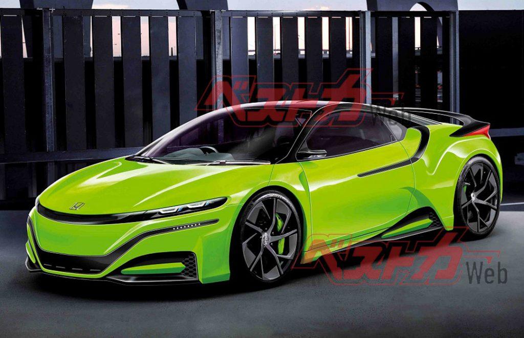 All-Electric Third-Generation NSX | BestCar Web