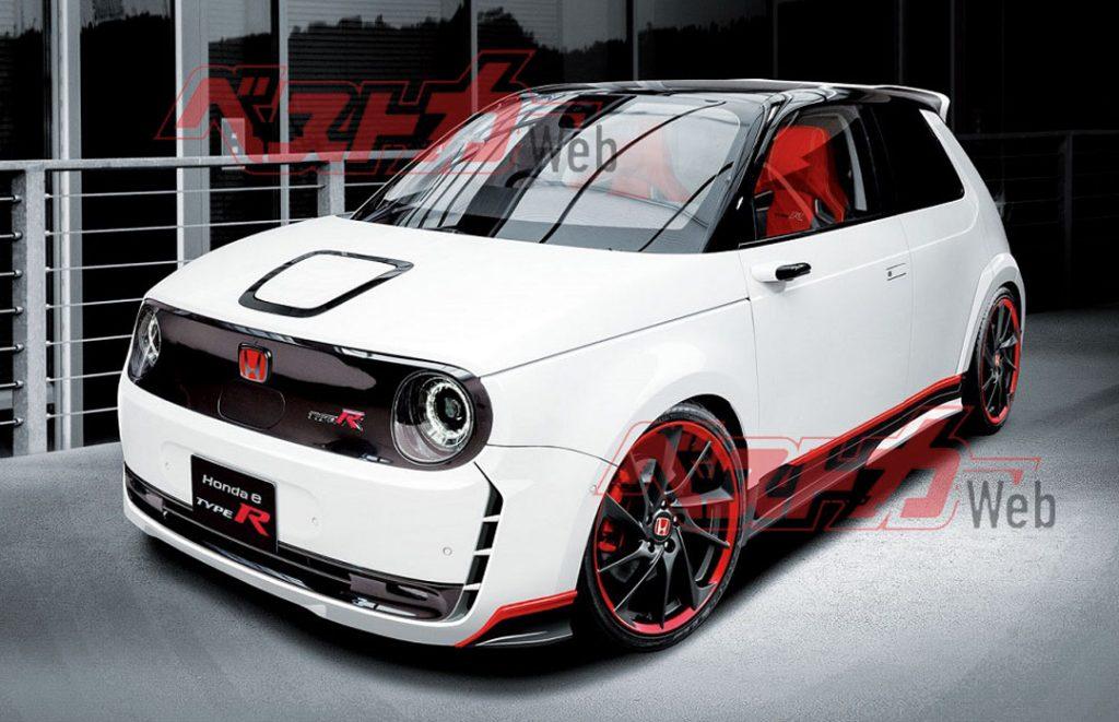Honda e Type R | BestCar Web