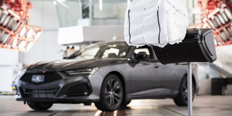 2021 Acura TLX Highest Possible 2020 IIHS Safety Rating