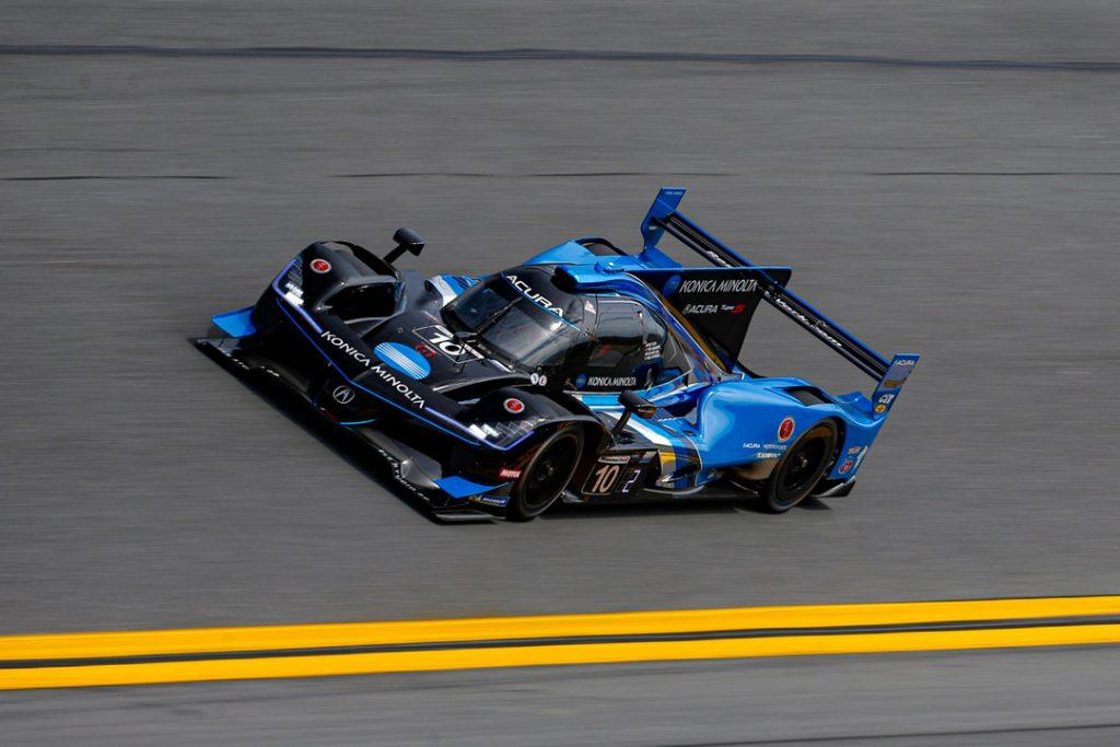 #10 Konica Minolta Wayne Taylor Racing Acura ARX-05