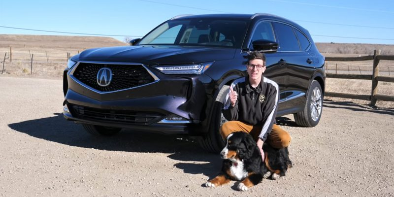 2022 Acura MDX First Look Review