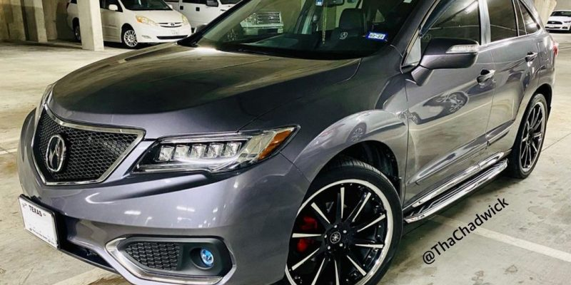 Custom Grille for the 2016-2018 Acura RDX