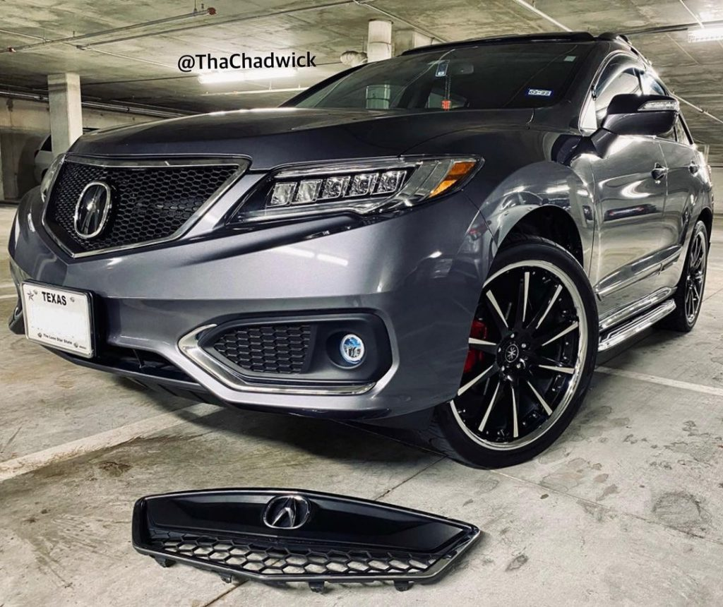 Custom Grille for the 2016-2018 Acura RDX