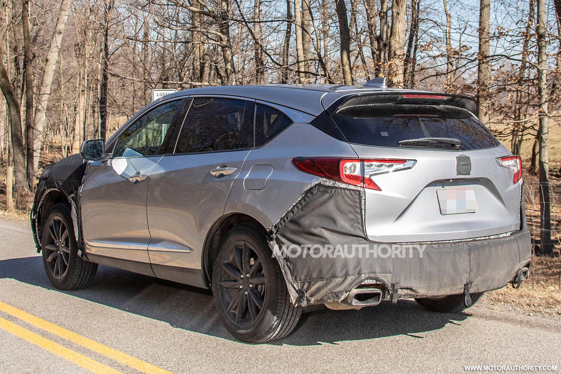 Spied: 2022 Acura RDX Prototype | Motor Authority