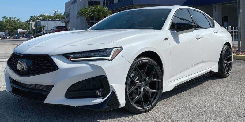 Raiti's Rides 2021 Acura TLX A-Spec Review