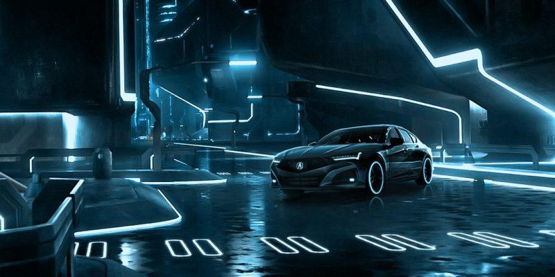 Acura TLX Tron-Spec