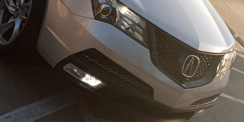 Custom Grilles for the 2nd Generation Acura MDX