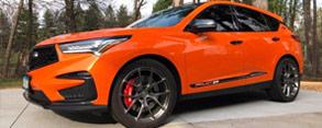 Gallery: Ed's Acura RDX PMC GT