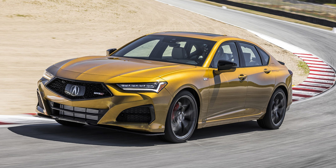 Acura TLX Type S Arrives Tomorrow; New Video Highlights Turbo V6 Engine