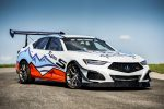 Acura TLX Type S at Pikes Peak 2021