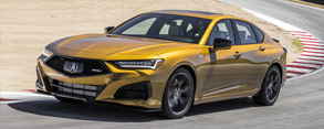 2021 Acura TLX Type S First Drive Review List