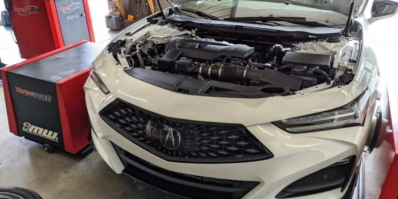 360 WHP Acura TLX