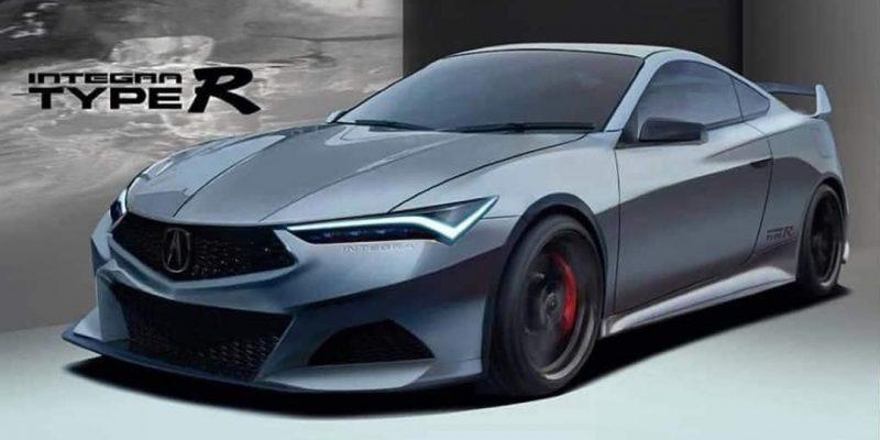 Rendered: Next-Generation Acura Integra