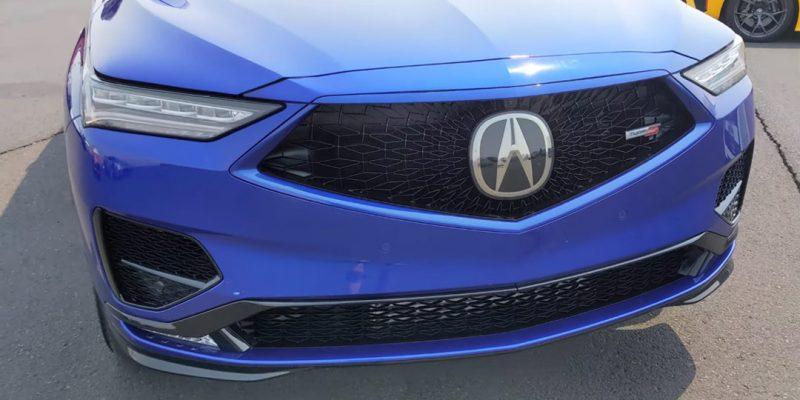 2022 Acura MDX Type S Walk-Around at NSXPO