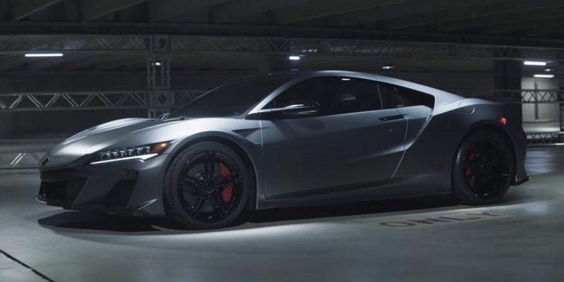 Video: Acura NSX Type S Development Story