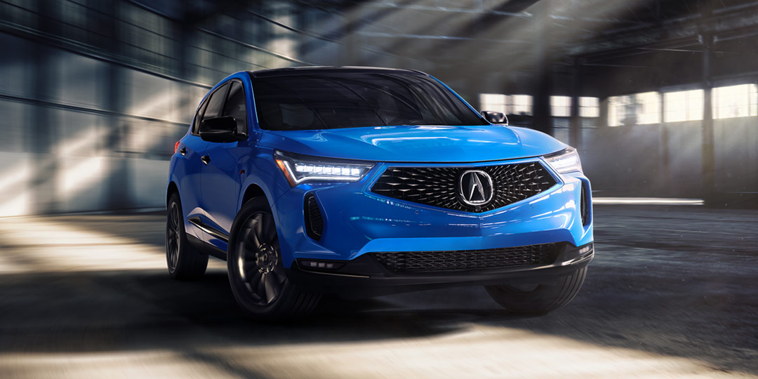 2022 Acura RDX debuts with New Styling and More Features