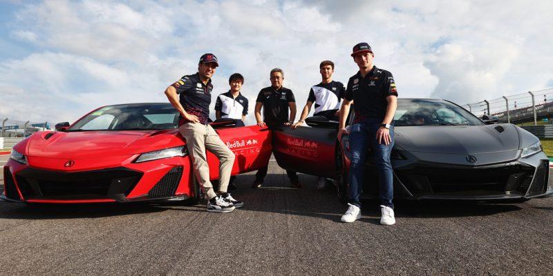 Acura at the United States Grand Prix