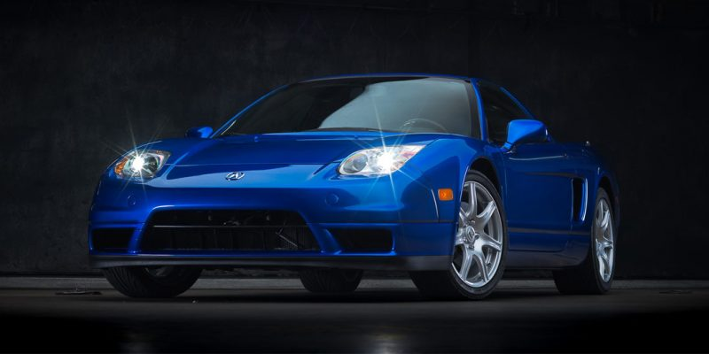 2003 Acura NSX-T Sells for $200,000 USD